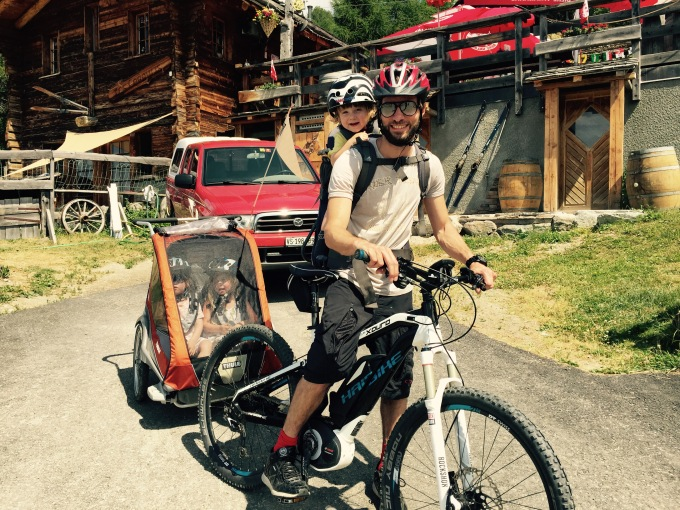 Chalet Feiler Mountain Bike